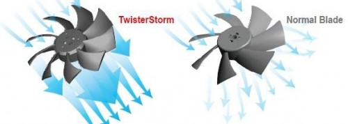 ENERMAX TwisterStorm Will Move More Hot Air Than Your Tall-Tale-Telling Uncle