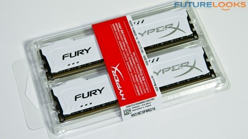 The Kingston HyperX Fury 16GB 1866MHz DDR3 Memory Kit Reviewed
