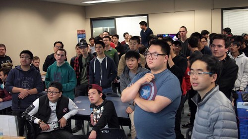 The Fall 2014 BCITSA LAN Party - Gamers Gather for Full Spectrum Fun
