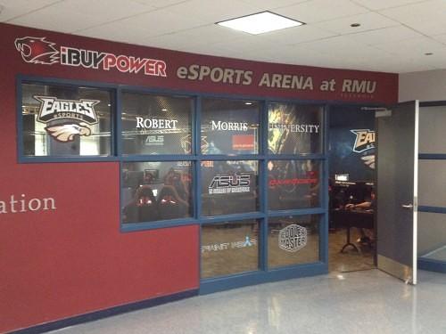 iBUYPOWER Builds Varsity eSports Arena Inside Degree Granting University