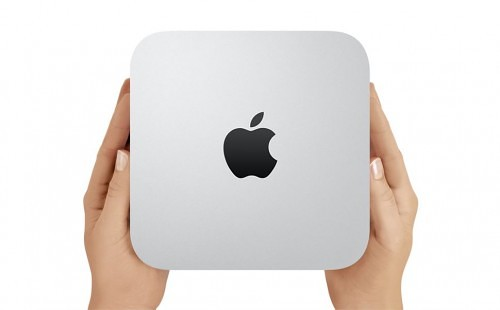The 2014 Apple Mac Mini Gets Haswell CPUs a Year Late. Makes Memory Upgrades a Thing of the Past.