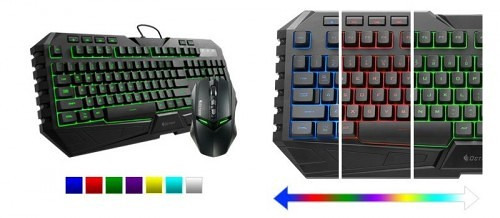 Cooler Master Goes Full Octane with New Mouse and Keyboard Combo