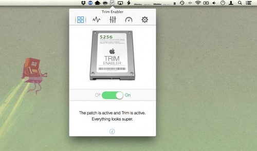 Apple Removes All TRIM Support on Third-Party SSDs in Yosemite