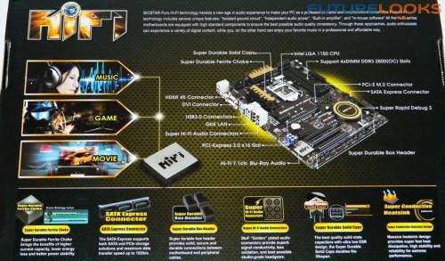 BIOSTAR Hi-Fi Z97Z7 Motherboard 2