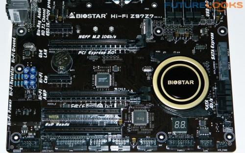 BIOSTAR Hi-Fi Z97Z7 Motherboard 9