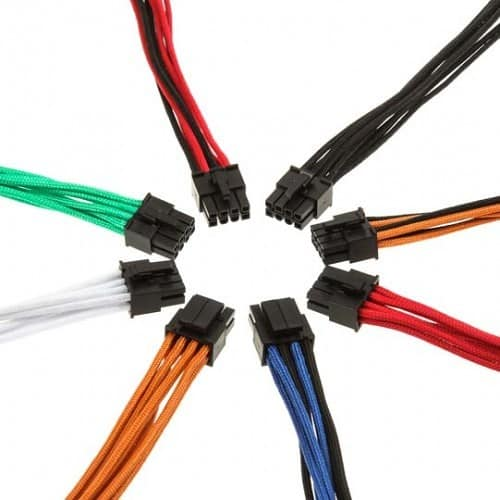 CableMod Premium Replacement Power Supply Cables Arrive