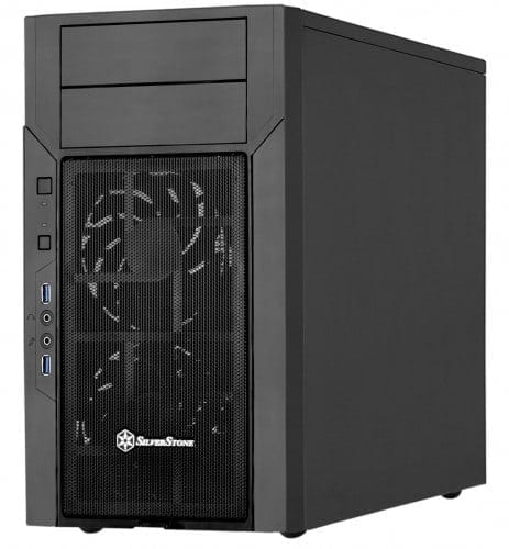 CES 2015 - The Silverstone KL06 Micro ATX Chassis Unveiled