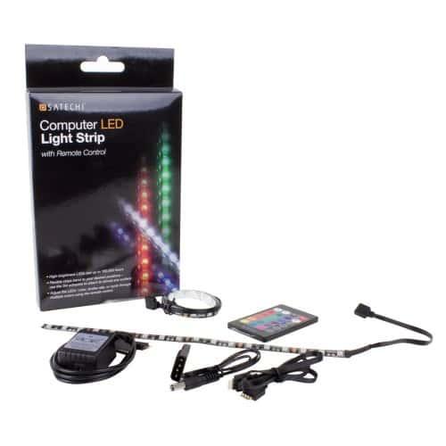Satechi Computer LED Light Strip - 07