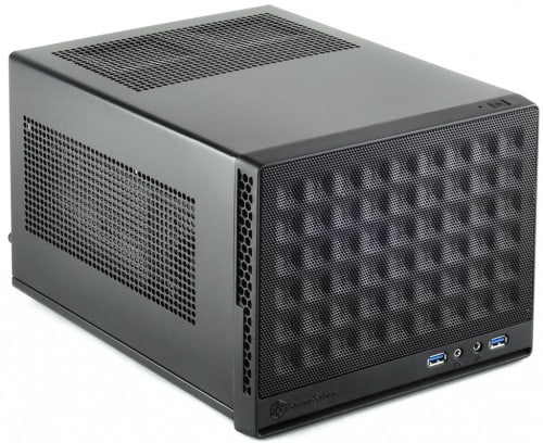 The Silverstone SG13 Mini ITX Chassis Launches Ahead of CES 2015