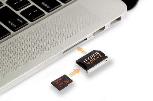 CES 2015: Expand Your Macbook Storage Capabilities with HyperDrive