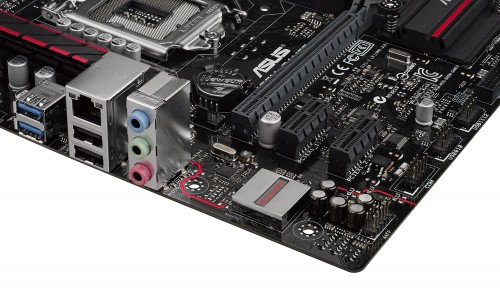 ASUS B85M-GAMER - The Poor Man's ROG Gaming Motherboard
