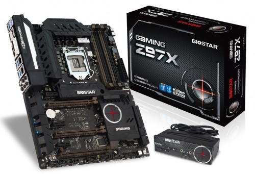 The BIOSTAR GAMING Z97X Signals an Entrance into Hardware for Gamers
