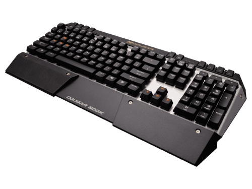 COUGAR 600K Mechanical Keyboard Review