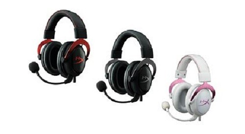 Kingston Starts Shipping HyperX Cloud II Gaming Headset