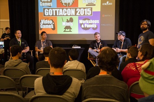 Highlights from GottaCon 2015 - The Futurelooks PC DIY Panels (Video)