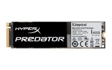 Kingston Unleashes HyperX Predator PCIe SSD
