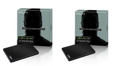 GALAX Gamer Series SSDs Begin Market Invasion