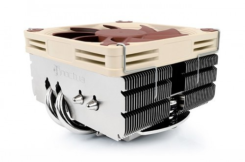 Mini-ITX Cooling Options Grow Stronger with Noctua NH-L9x65 Cooler and NF-A6x25 Fans