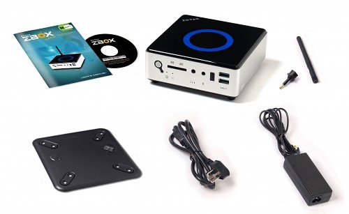 ZOTAC Goes Broadwell With Latest Batch of ZBOX Mini-PCs
