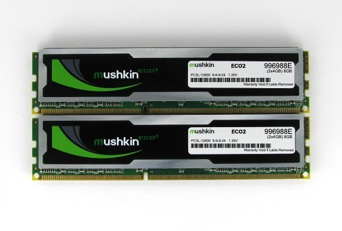 Mushkin's New ECO2 RAM Helps Conserve Your Monetary Resources, Overclock Your PC