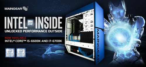 Intel Skylake Systems Are Here and MAINGEAR Has Some Juicy Offerings