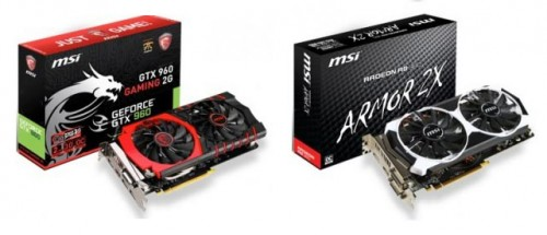 MSI GTX 950 Video Cards Heading Down the Lanes Toward MOBA Players