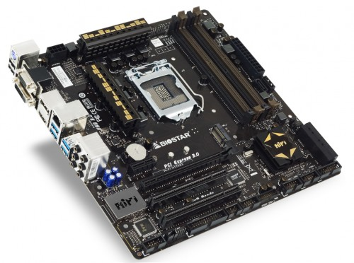 New Biostar Motherboard Has Split Personality, Supports DDR3 and DDR4