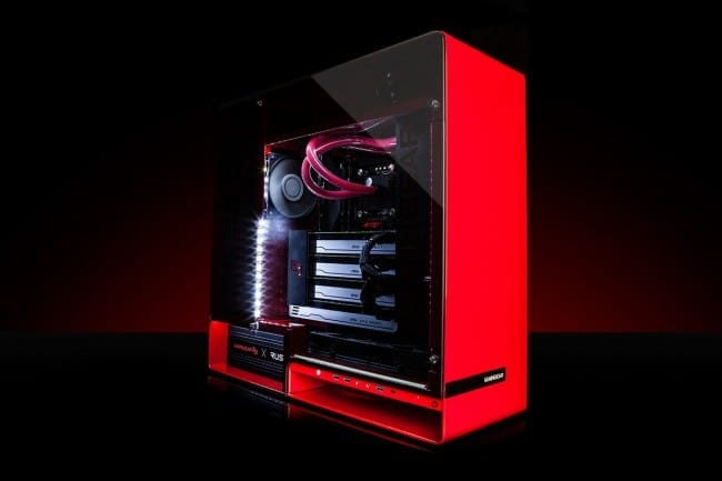 MAINGEAR RUSH: A Grown-Up Gaming Desktop That Still Looks Totally Awesome