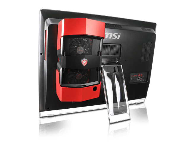 MSI All-in-One and Prebuilt Gaming Systems Attract Non-DIY PC Gamers at CES 2016