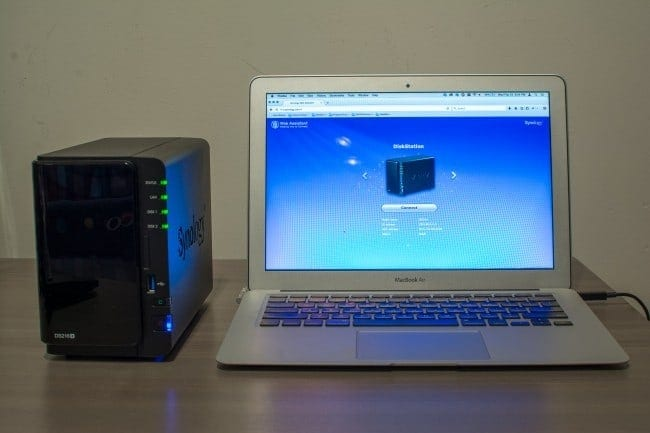 Synology DiskStation DS216+ Dual Bay NAS Review