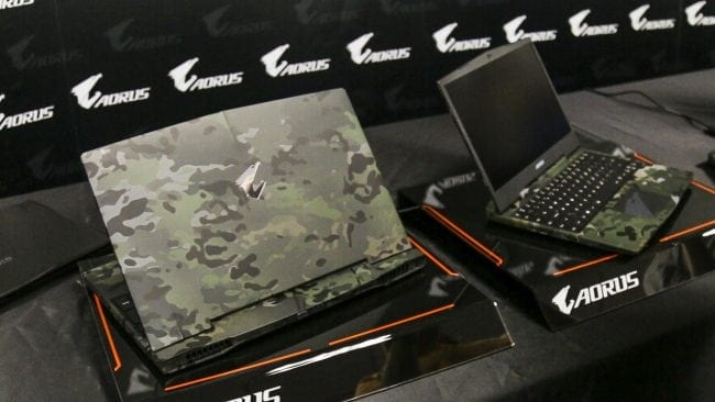 A Focus on Taiwan - GIGABYTE Puts Gaming in Notebooks Without Extra Calories