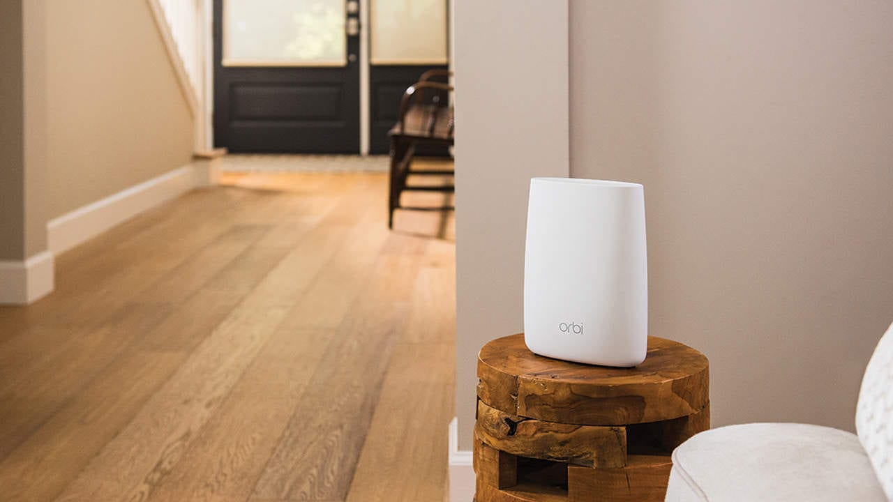 Netgear Orbi Elegantly Bathes Your Home in WiFi