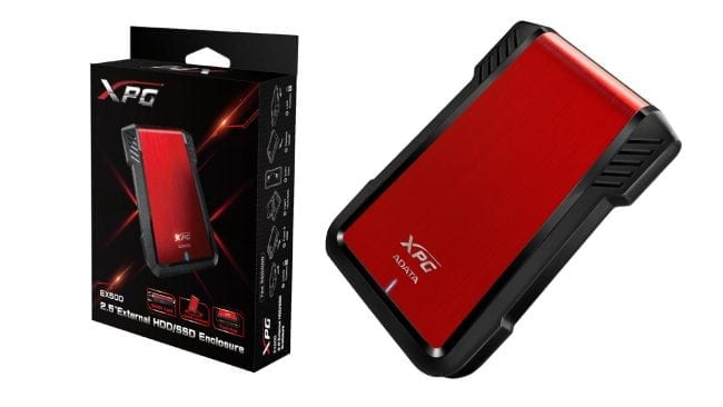 ADATA XPG SX950 + EX500 = External SSD for Gamers