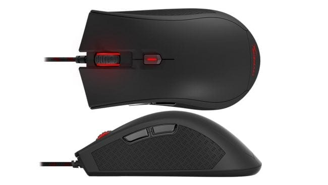 HyperX Pulsefire FPS Gaming Mouse Starts Shipping