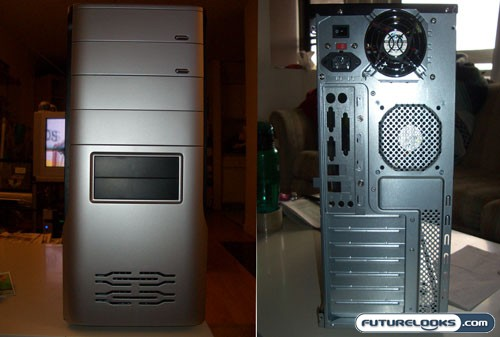 APEX Computer Technology PC-346 ATX Mid-Tower PC Case Review