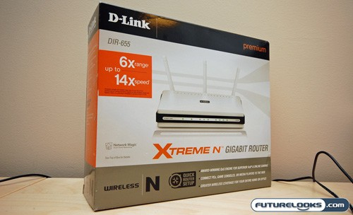 D-Link DIR-655 Xtreme N Gigabit Router Review