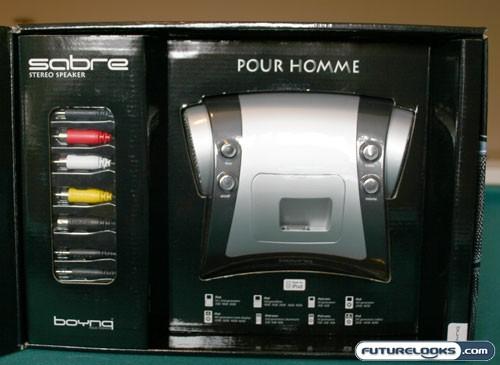 boynq Sabre - Box Inside