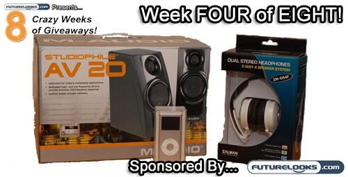 Week FOUR of EIGHT - Sponsored by FUTURELOOKS - November 5, 2007