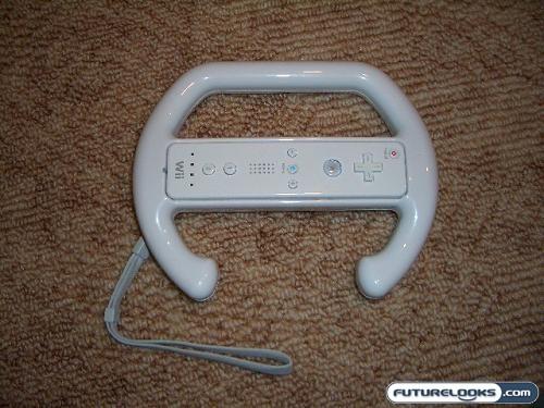 Rosewill Wii Accesories - Steering Wheel