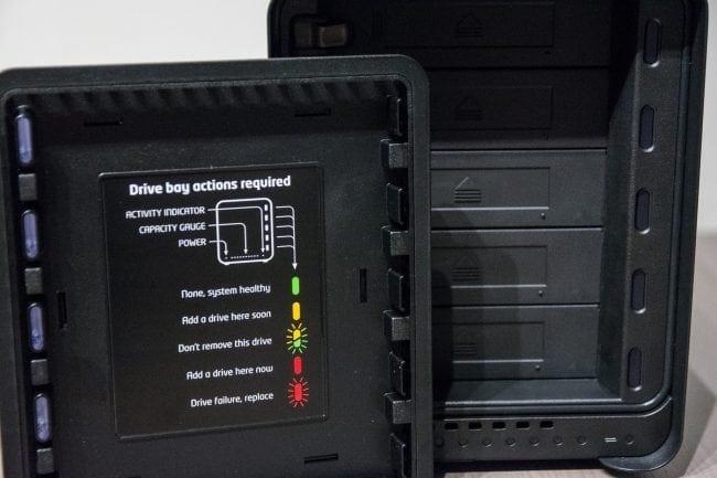 Drobo 5D Direct Attached Storage Review