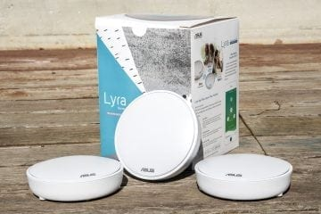 ASUS Lyra Home WiFi System Review