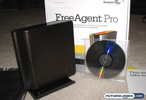 Seagate FreeAgent Pro 1TB External Hard Drive Review