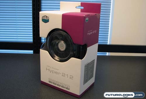 Cooler Master Hyper 212 CPU Cooler Review