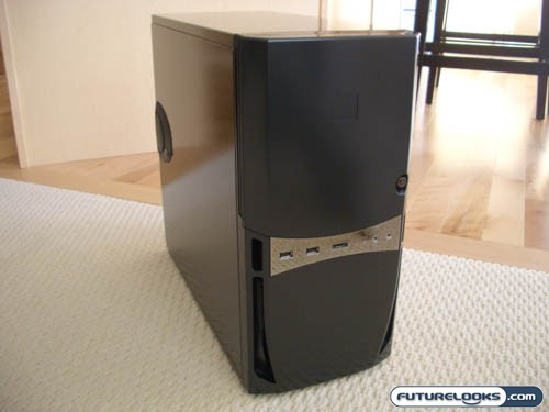 Antec Sonata III Mid-Tower ATX Case Review