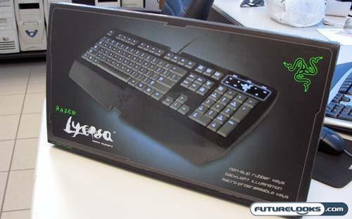 Razer Lycosa Gaming Keyboard Review