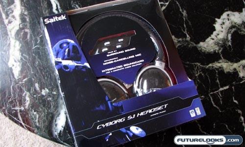 Saitek Cyborg 5.1 Surround Sound Gaming Headset Review
