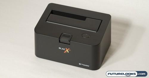 Thermaltake BlacX SATA HDD USB Docking Station Review
