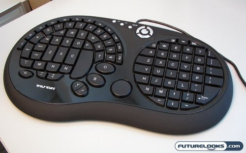 Wolfking Warrior XXtreme Game Pad Review