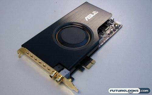 ASUS Xonar D2X PCI-E Sound Card Review