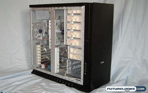 Tuniq 3 Mid-Tower ATX Computer Case Review